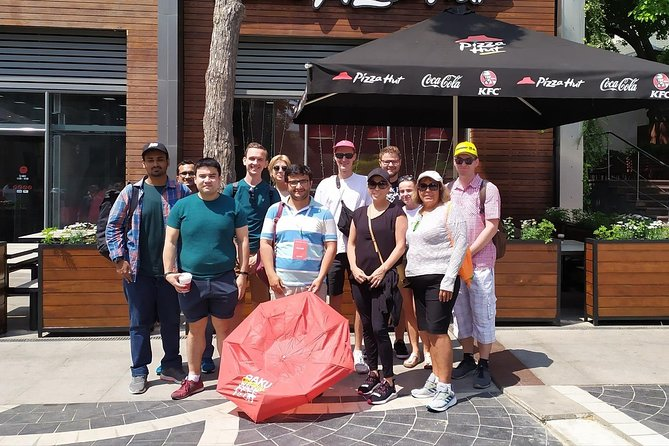 Baku City Centre Walking Tour