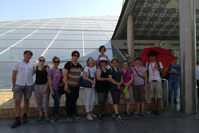 Baku City Centre Walking Tour