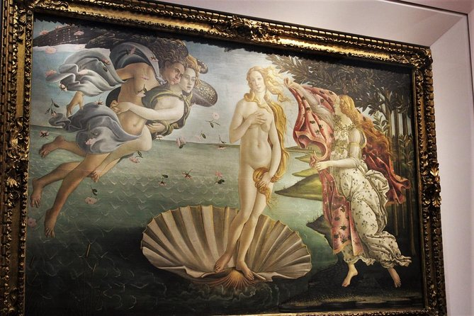 The Magnificent Medici and the Potential of Art Walking Tour - Small Group