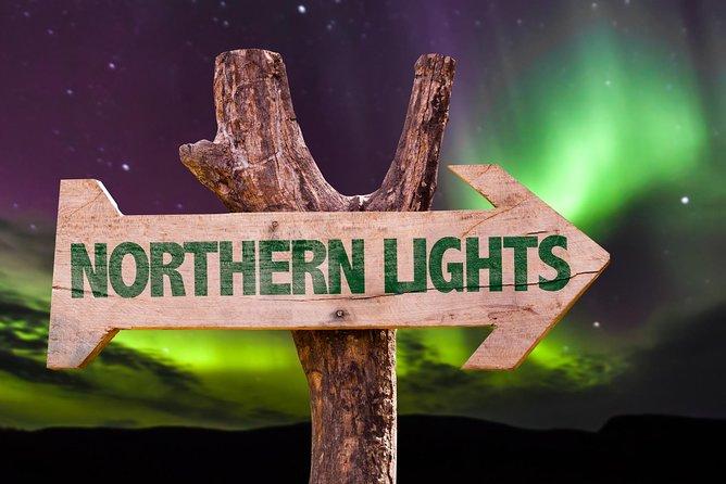 Northern light tour from Reykjavik
