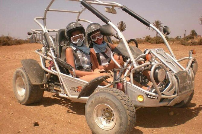 Buggy Excursion in mini sahara desert Agadir