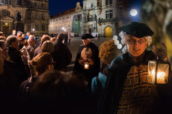 Dresden night watchman tour