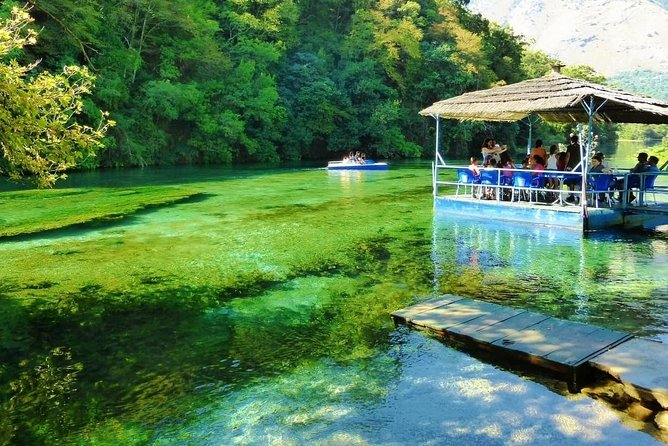 Butrint, Blue Eye, Ksamil and Lekuresi Castle, Group Tour Of More Than 10 People photo 3