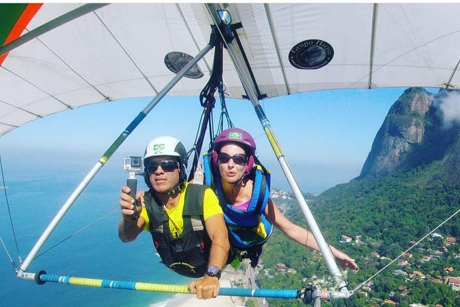 Hang Gliding in Rio de Janeiro - Fly with the best pilots !