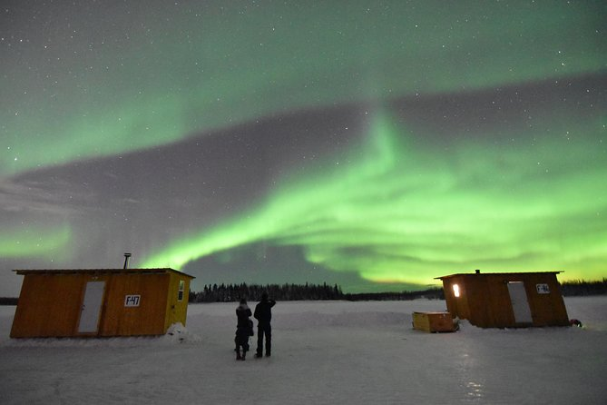 Aurora Borealis Viewing and Ice Fishing Adventure photo 2
