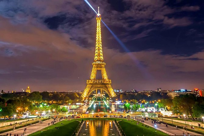 Skip the Line: Top Floor to the Eiffel Tower & Seine River Cruise Tickets