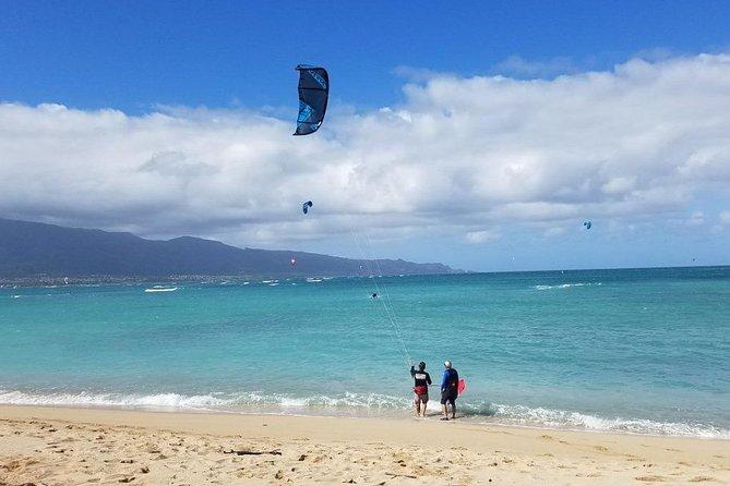 Maui Small-Group Kiteboarding Lesson - Kite Beach