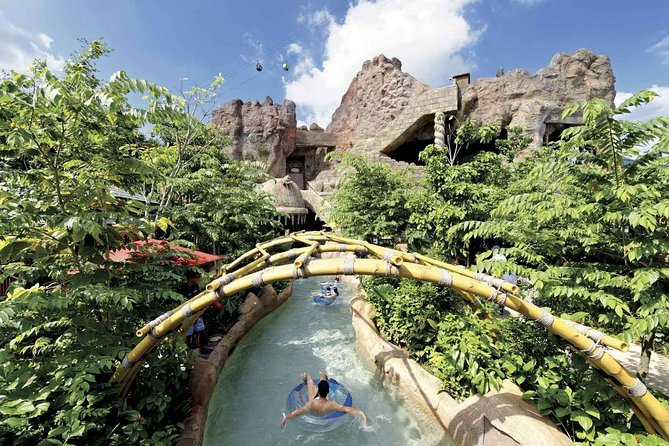 Singapore Adventure Cove Waterpark Admission Ticket photo 3