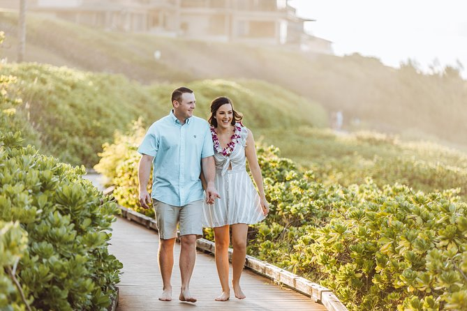 Private Vacation Photography Session with Local Photographer in Maui