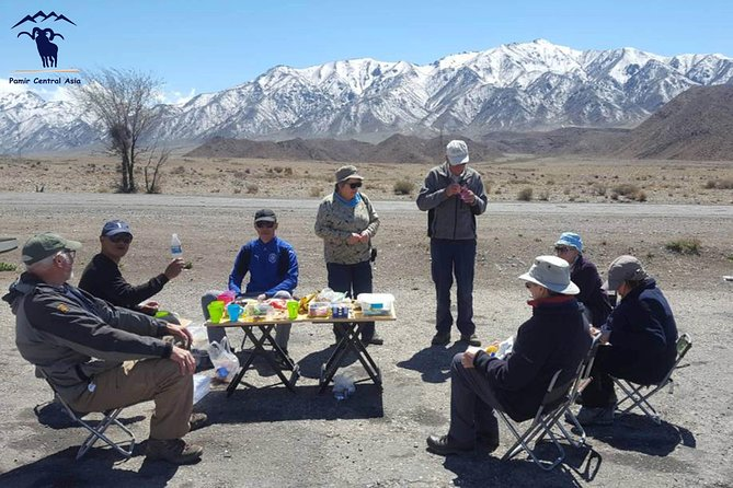 Pamir Highway Tour Osh to Dushanbe