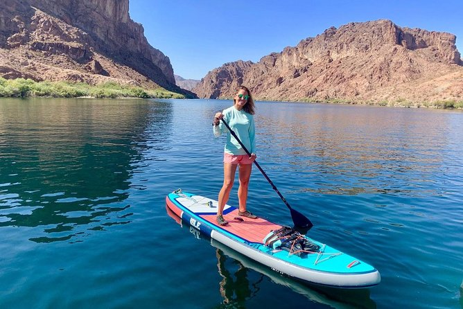 Half-Day Colorado River Paddleboard Trip