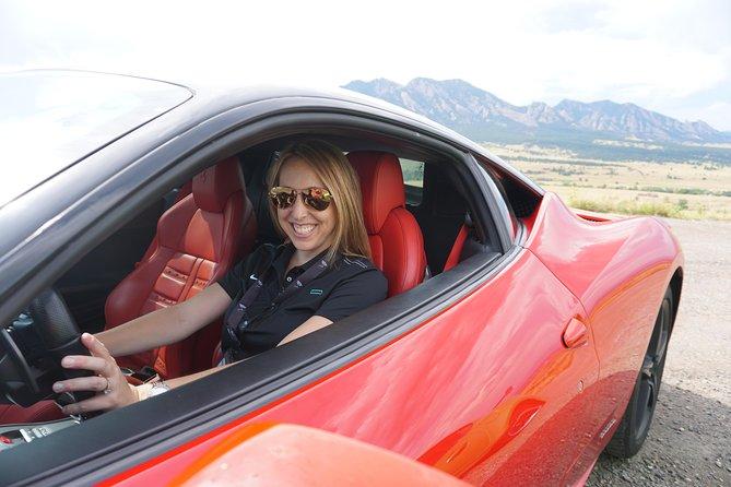 35-Mile Colorado Canyon Supercar Driving Experience