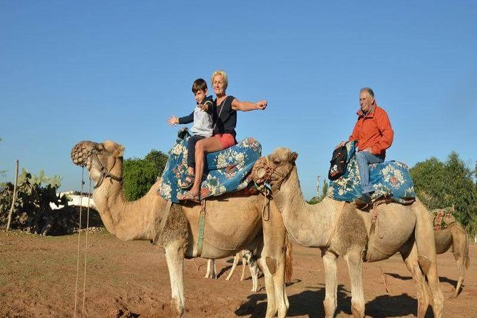 Guided Agadir Sunset Camel Ride and Dinner photo 12