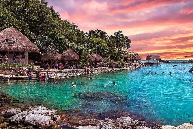 Xcaret Tour Plus From Cancun