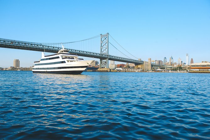Spirit of Philadelphia Lunch Cruise with Buffet