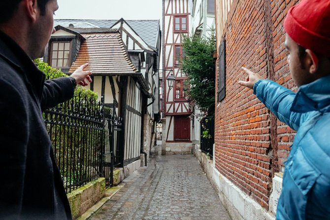Private Medieval Rouen Day Trip with a Local: Highlights & Historical Gems