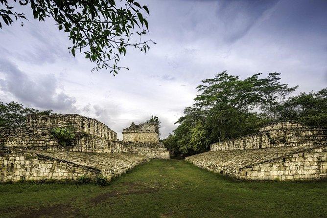 Discover EK BALAM and the colorfuls Las Coloradas + cenote Hubiku + Valladolid