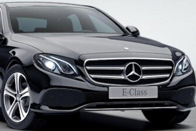 Dublin Airport Or Dublin City To Farnham Estate Cavan Private Chauffeur Transfer