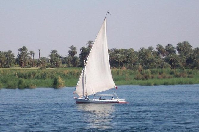 Real Life Egypt - Sunset Felucca Sail on the Nile with Egyptian Meal