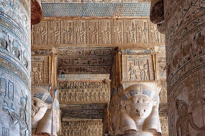3 days guided trips luxor east and west banks with dendera temple