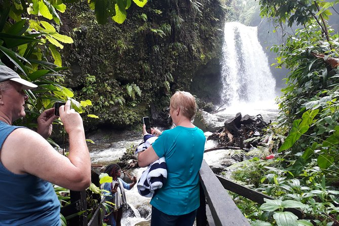 Dominica Half-Day Tour: Mero Beach, Waterfalls, Mineral bath Wotten Waven photo 16