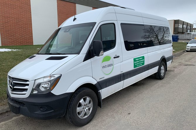 Calgary to Lake Louise Private Shuttle