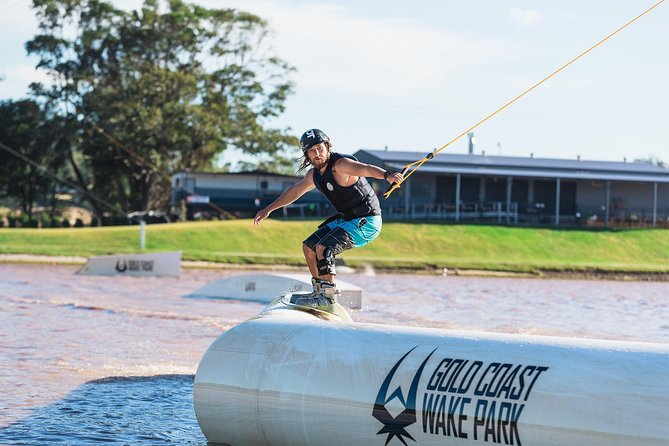 4 Hour Wakeboarding/Kneeboarding Pass photo 3