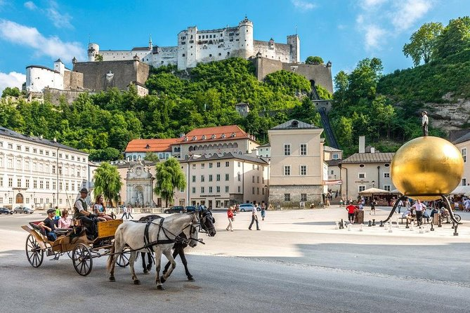 Full-Day Private Trip from Vienna to Salzburg