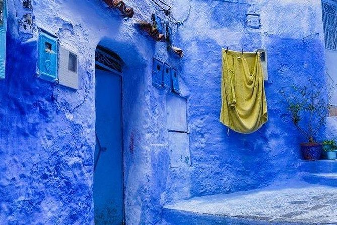 Private Day Tour From FES to CHEFCHAOUEN - AUTHENTIC local experience