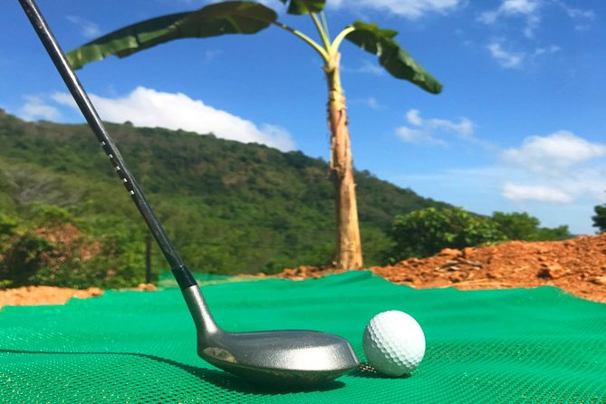 Mini Golf in the Jungle of Phuket and Mountain view