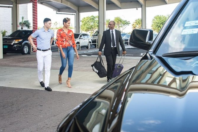 Luxury Sedan Transfer