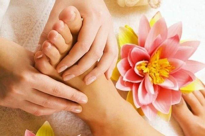 Legs Mask and Massage