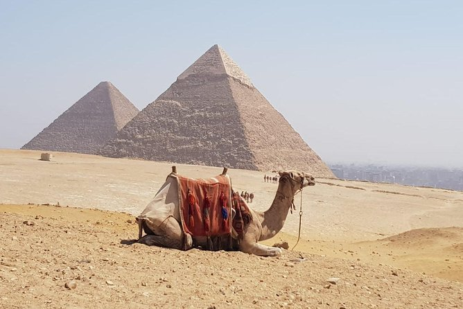 Private Half-Day Tour The Great Pyramids, Sphinx & Valley Temple photo 4