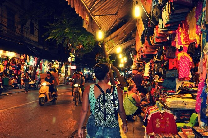 (Evening) HANOI CUSTOMIZED Walking Tour
