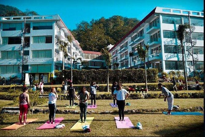 3 Days Wellness Retreat in Rishikesh