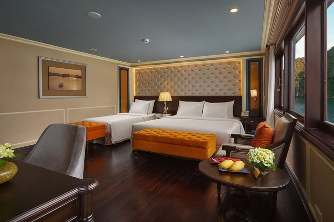 Athena Cruise 5 Star - Luxury Bai Tu Long Bay 2 Days 1 Night Tour photo 12