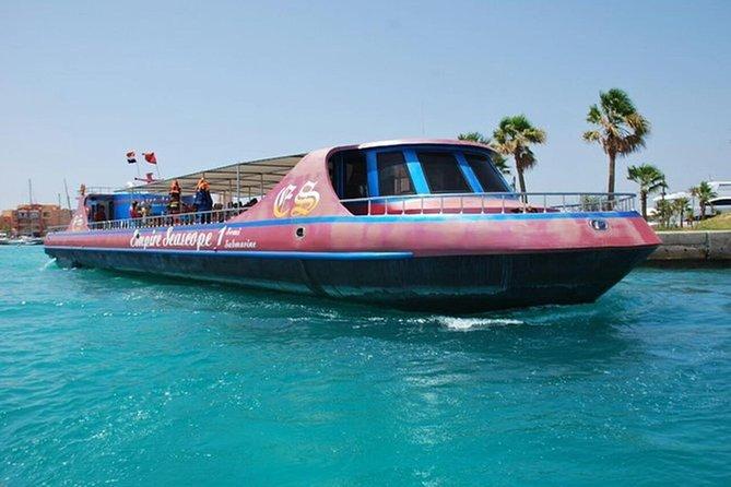 Sea Scope Submarine and Hurghada City Tour