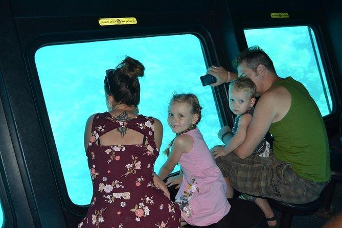 Marsa Alam: Seascope Semi Submarine & Coral Viewing Tour