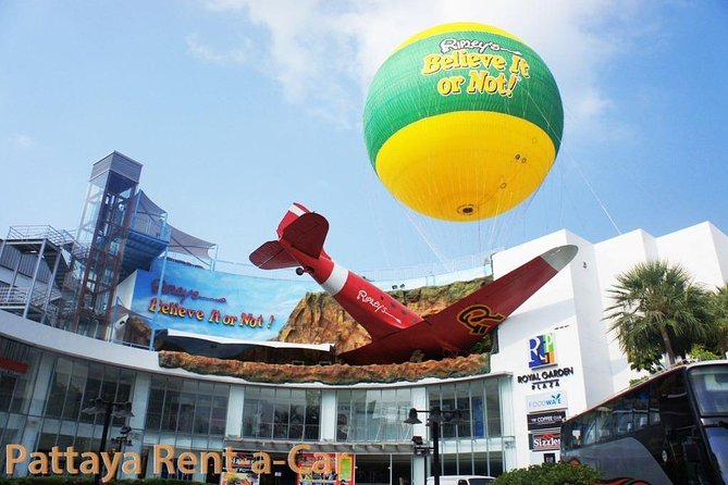Pattaya Ripley's Believe It Or Not