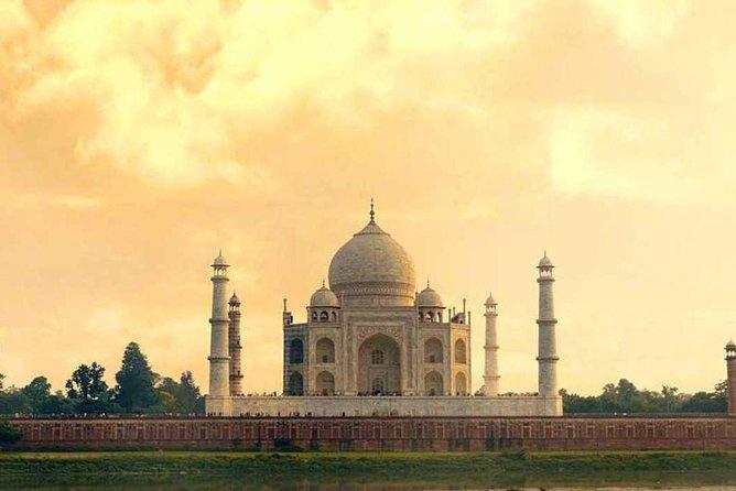 Taj Mahal Tour By Gatimaan Express