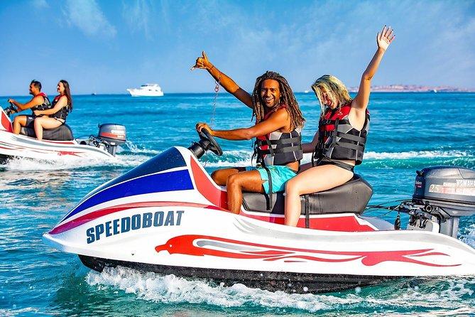 Hurghada: Speedo Adventure with Hotel Pick up