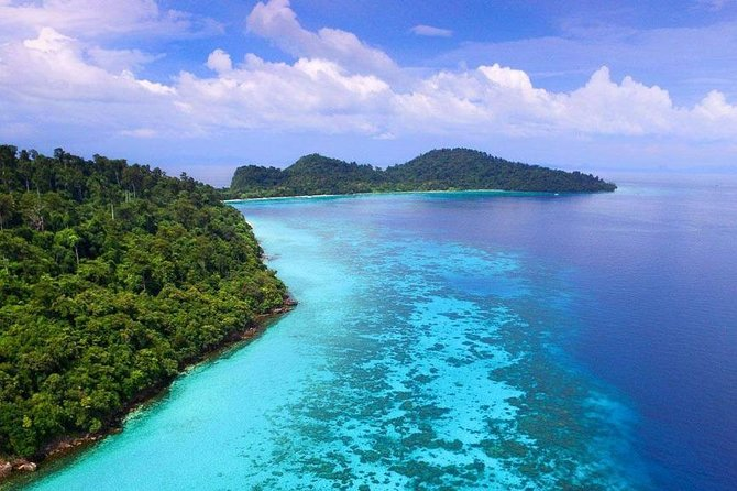 Rok and Haa Islands Premium Trip by Love Andaman From Phuket