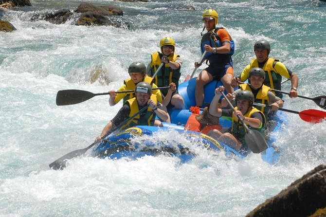 River Tara rafting experience - Montenegro Travel Club Private Tour