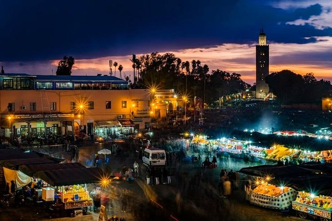 Transfer From Fez to Marrakech Or kech to Fez