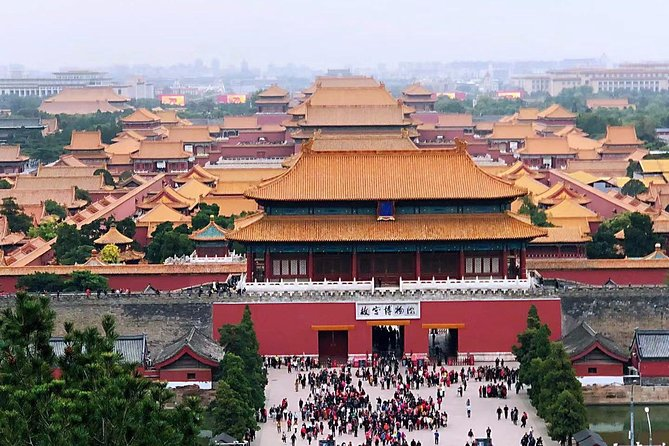 Beijing Forbidden City and Summer Palace Private Tour with Dumpling Making Lunch
