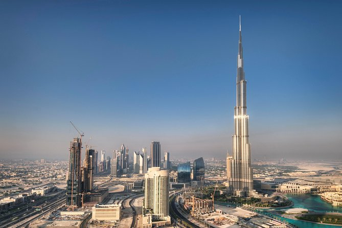 Burj Khalifa: at the top (Level 124 and 125) photo 2