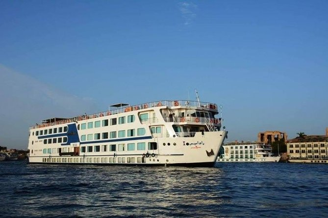 Nile cruise 4 days 3 nights from Hurghada