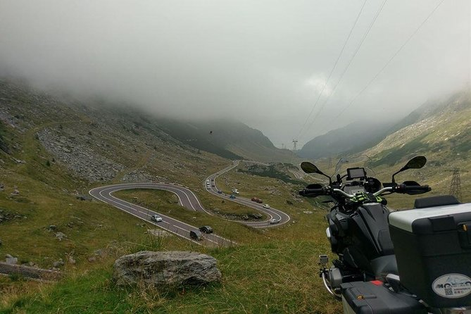 8 Days Motorcycle Guided Tour of the Carpathian Mountains and Beyond