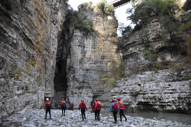 Berat Tour River Hiking Osumi Canyons Exploration, Albania Adventure Tours (ARG)