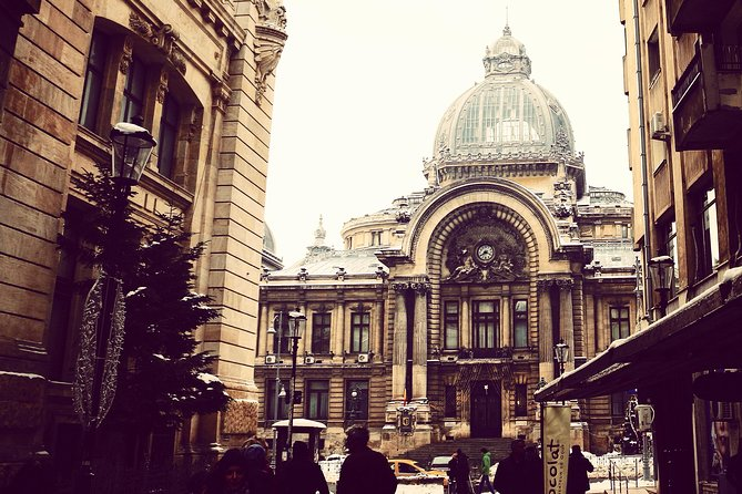 Bucharest Private Walking Tour